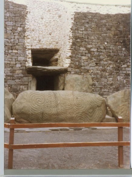 NewGrange on the Boyne, 1989